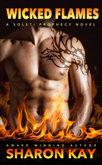 Wicked Flames ebook by Sharon Kay