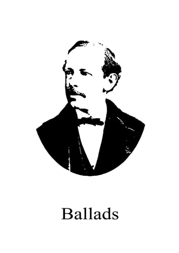 Ballads ebook by Horatio Alger