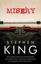 Misery ebook door Stephen King