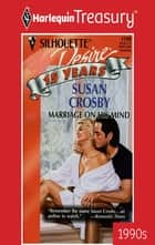 MARRIAGE ON HIS MIND ebook by Susan Crosby