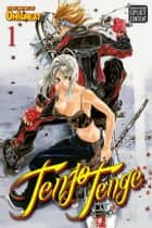 Tenjo Tenge (Full Contact Edition 2-in-1), Vol. 1 - Full Contact Edition 2-in-1 ebook by Oh!great