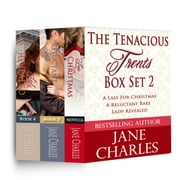 Tenacious Trents Box Set 2 ebook by Jane Charles