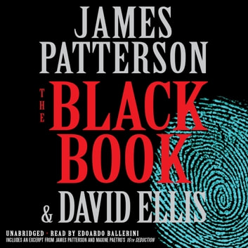 The Black Book audiobook by James Patterson,David Ellis
