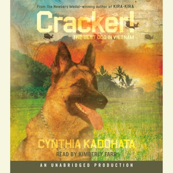 Cracker! - The Best Dog in Vietnam audiobook by Cynthia Kadohata