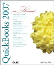 QuickBooks 2007 On Demand ebook by Gail Perry CPA