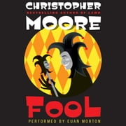 Fool audiobook by Christopher Moore