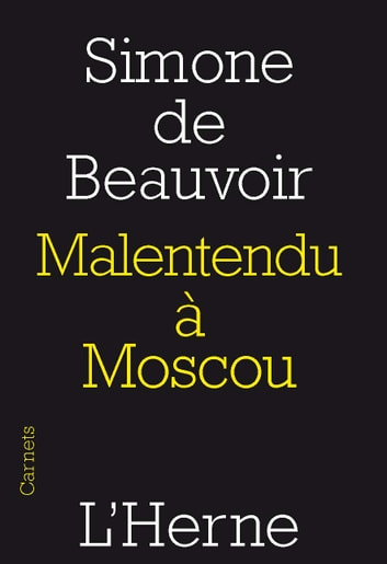 Malentendu à Moscou eBook by Simone de Beauvoir