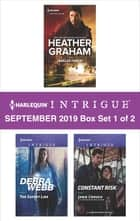 Harlequin Intrigue September 2019 - Box Set 1 of 2 ebook by Heather Graham, Debra Webb, Janie Crouch