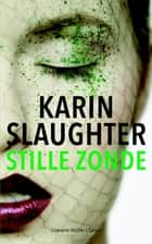 Stille zonde ebook by Karin Slaughter