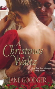 A Christmas Waltz ebook by Jane Goodger