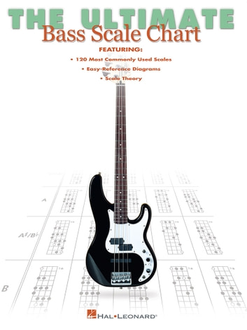 The Ultimate Bass Scale Chart ebook by Hal Leonard Corp.