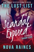 Scandal Exposed ebook by Nova Raines,Mira Bailee