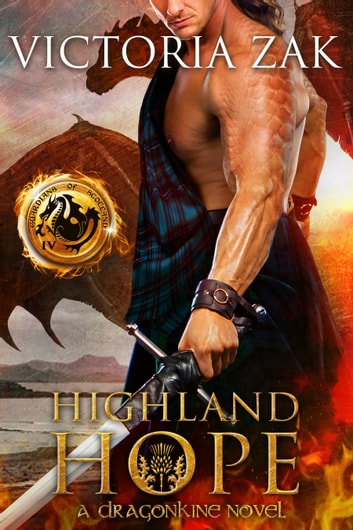 Highland Hope ebook by Victoria Zak