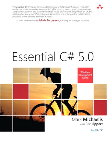 Essential C# 5.0 ebook by Mark Michaelis,Eric Lippert