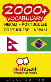 2000+ Vocabulary Nepali - Portuguese ebook by Gilad Soffer