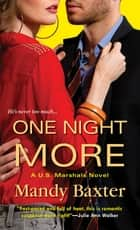 One Night More ebook by Mandy Baxter