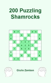 200 Puzzling Shamrocks ebook by Giulio Zambon