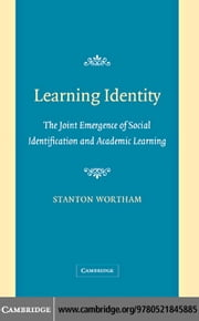 Learning Identity ebook by Wortham, Stanton