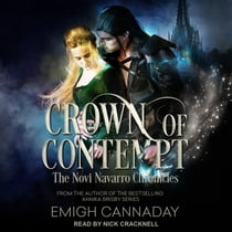 Crown of Contempt livre audio by Emigh Cannaday, Nick Cracknell