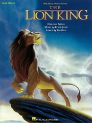 The Lion King (Songbook) ebook by Elton John