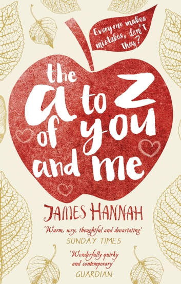 The to Z of You and Me ebook by James Hannah