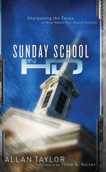 Sunday School in HD eBook by Allan Taylor