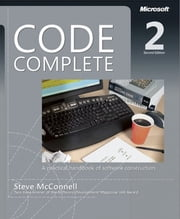 Code Complete ebook by Kobo.Web.Store.Products.Fields.ContributorFieldViewModel