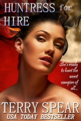 Huntress for Hire ebook by Terry Spear