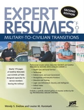 Expert Resumes for Military-to-Civilian Transitions ebook by Enelow,Kursmark