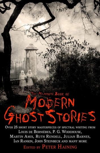 how to write a short ghost story