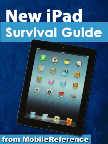 New Ipad Survival Guide Step By Step User Guide For The