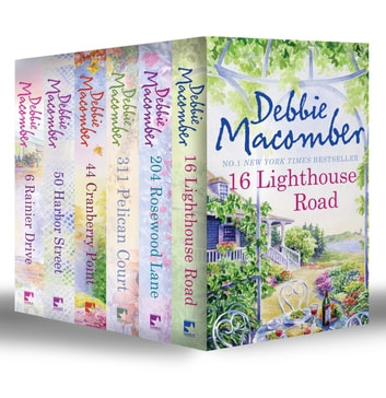 Cedar Cove Collection (Books 1-6): 16 Lighthouse Road / 204 Rosewood Lane / 311 Pelican Court / 44 Cranberry Point / 50 Harbor Street / 6 Rainier Drive (Mills & Boon e-Book Collections) ebook by Debbie Macomber