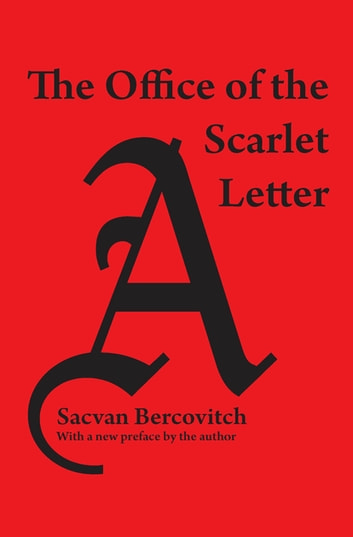 The Office Of Scarlet Letter Ebook By Sacvan Bercovitch
