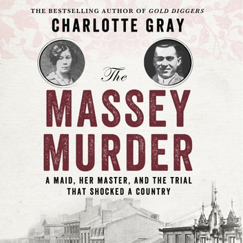 The Massey Murder audiobook by Charlotte Gray