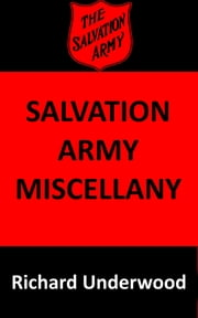Salvation Army Miscellany ebook by Richard Underwood