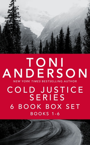 Cold Justice Series - 6 Book Box Set ebook by Toni Anderson