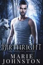 Birthright ebook by Marie Johnston