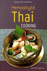 Homestyle Thai Cooking ebook by Chat Mingkwan