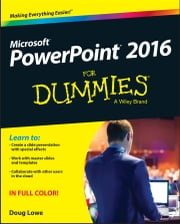 PowerPoint 2016 For Dummies ebook by Doug Lowe
