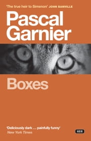 Boxes ebook by Pascal Garnier,Melanie Florence