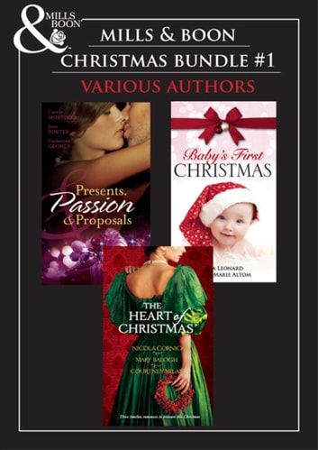 Christmas Trio A: The Billionaire's Christmas Gift / One Christmas Night in Venice / Snowbound with the Millionaire / The Christmas Twins / Santa Baby / A Handful Of Gold / The Season for Suitors / This Wicked Gift (Mills & Boon e-Book Collections) ebook by Carole Mortimer,Jane Porter,Catherine George,Tina Leonard,Laura Marie Altom,Mary Balogh,Nicola Cornick,Courtney Milan