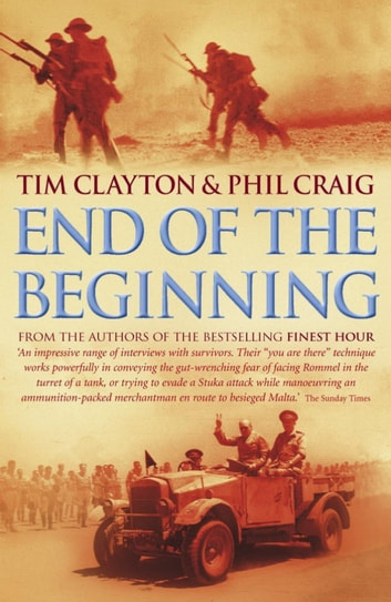 End of the Beginning ebook by Phil Craig,Tim Clayton