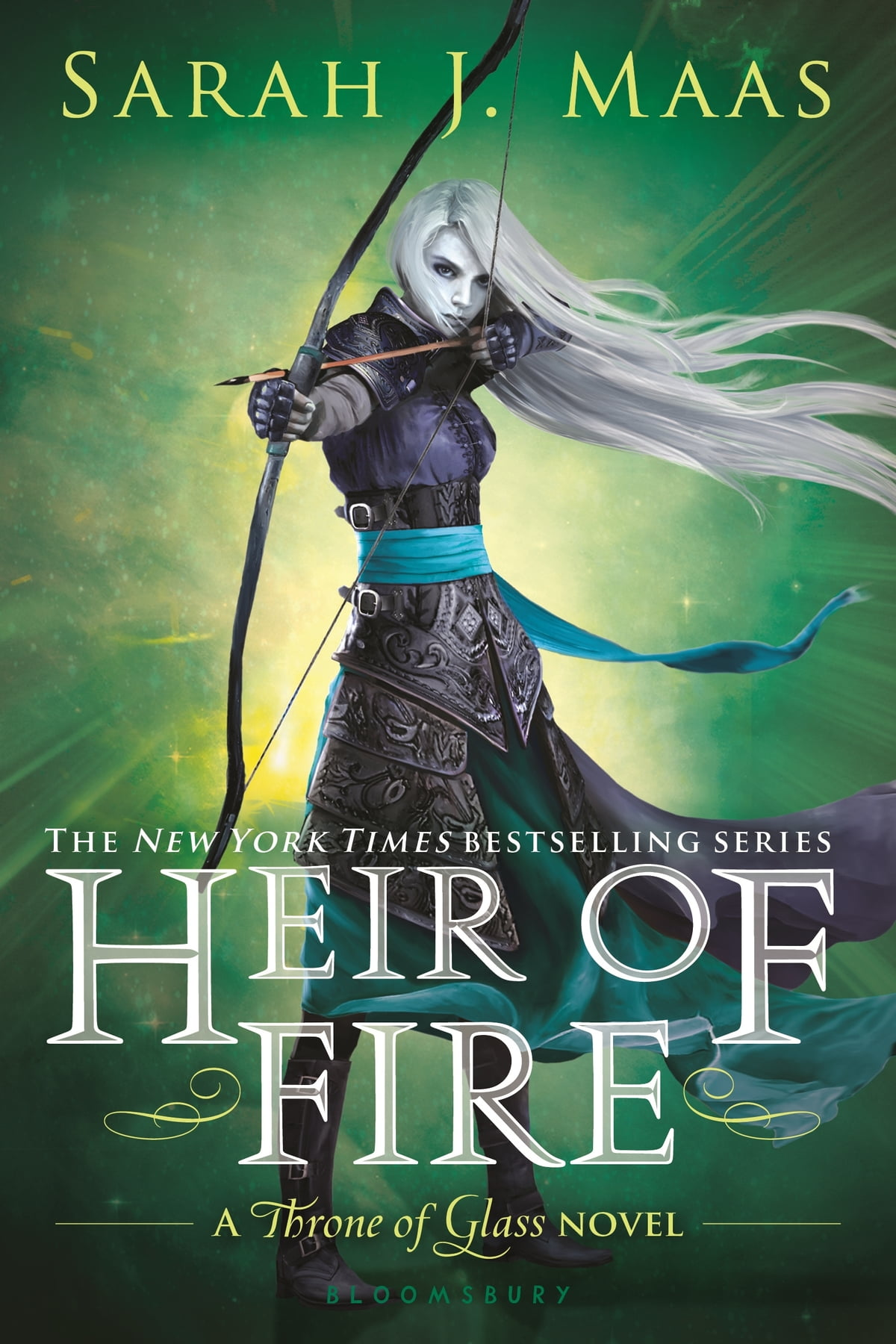 Heir Of Fire Ebook By Sarah J Maas