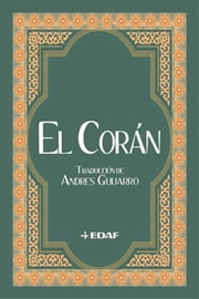 CORAN, EL ebook by Anónimo ...