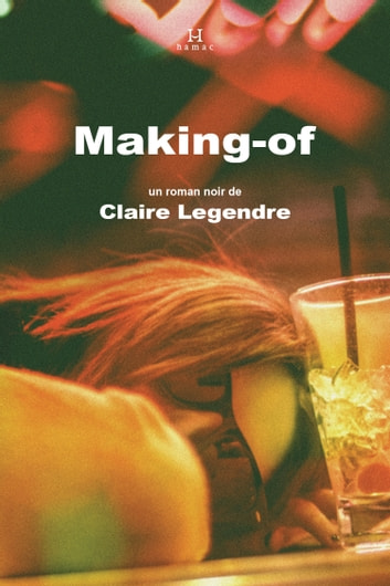 Making-of ebook by Claire Legendre