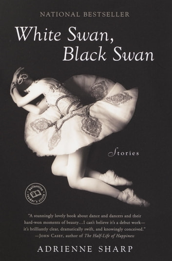 White Swan, Black Swan - Stories ebook by Adrienne Sharp