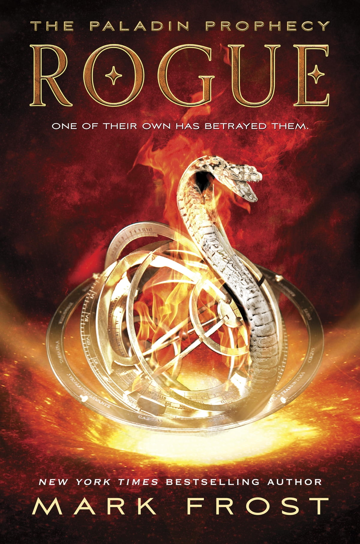 Rogue  The Paladin Prophecy Book 3 Ebook By Mark Frost
