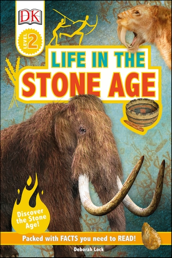 DK Readers L2: Life In the Stone Age ebook by Deborah Lock