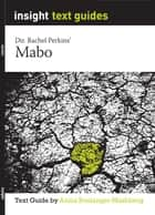 Mabo - Text Guide ebook by Anica Boulanger-Mashberg