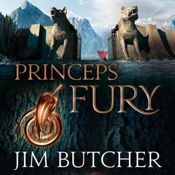 Princeps' Fury - The Codex Alera: Book Five audiobook by Jim Butcher